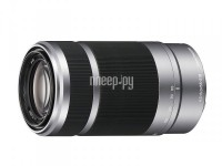 Объектив Sony SEL-55210 55-210 mm F/4.5-6.3 OSS for NEX Silver*