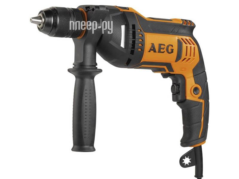 Электроинструмент AEG BE 750 R