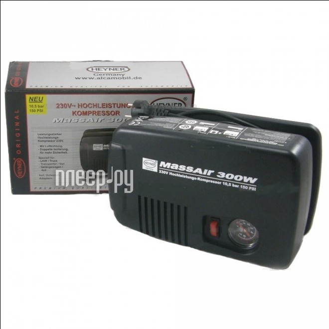 Компрессор Alca Mass Air 300W 228 000