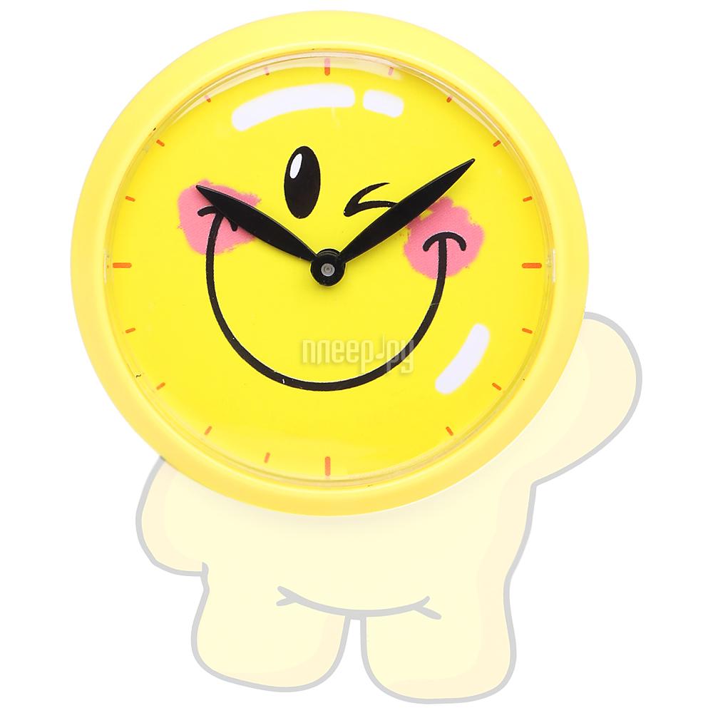 Гаджет СИМА-ЛЕНД Улыбашка 807371 - часы-магнит