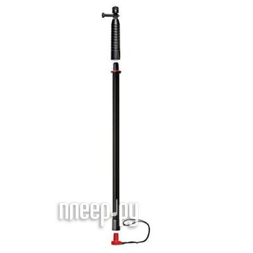 Аксессуар Joby Action Grip & Pole Black-Red