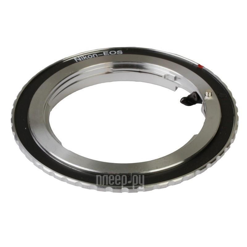 Переходное кольцо Falcon Eyes / Pixco Nikon - Canon EOS - B с чипом
