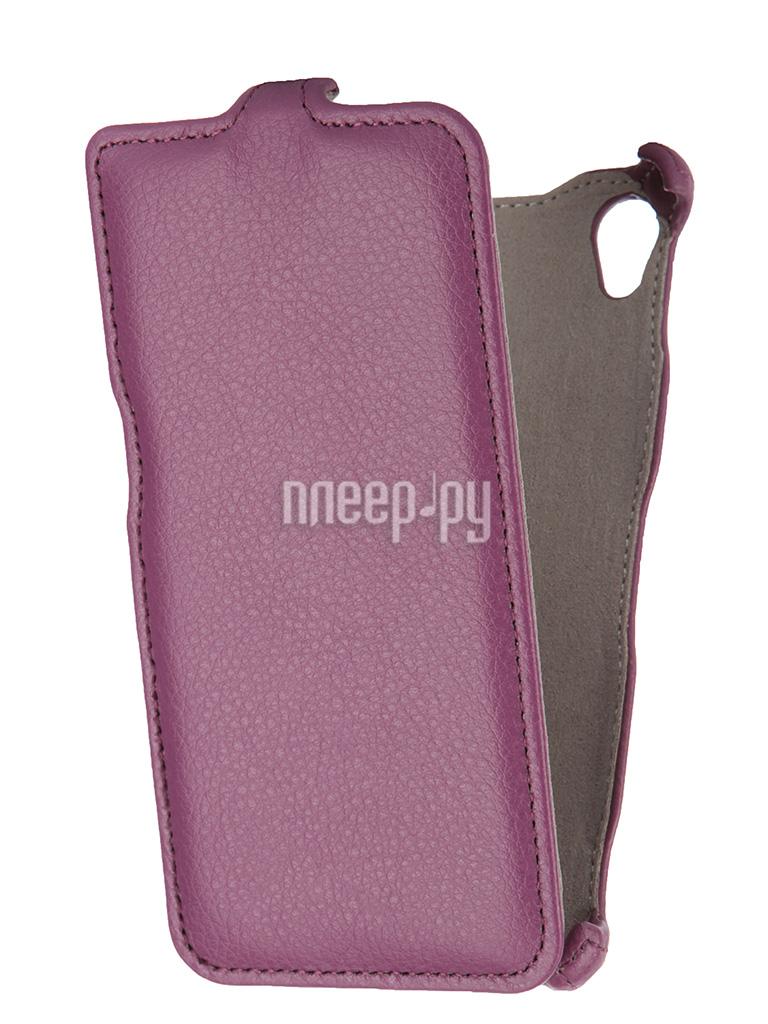 Аксессуар Чехол Sony Xperia M4 Gecko Violet GG-F-SONM4A-VIO