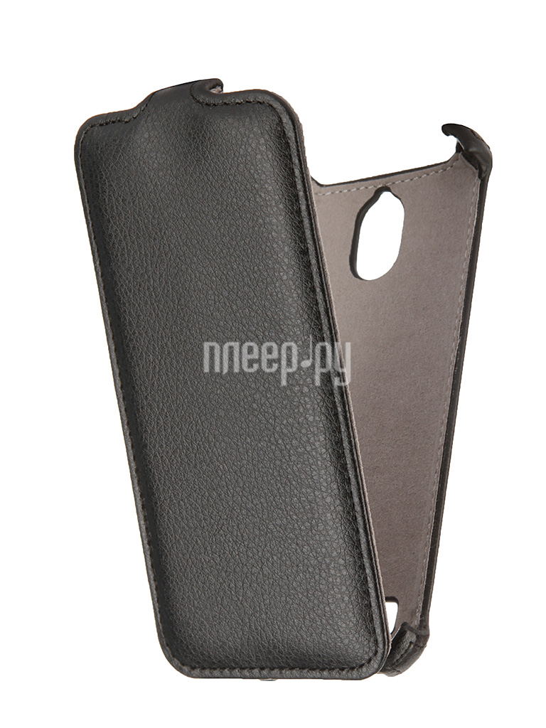Аксессуар Чехол ASUS ZenFone C Gecko Black GG-F-ASZC451CG-BL