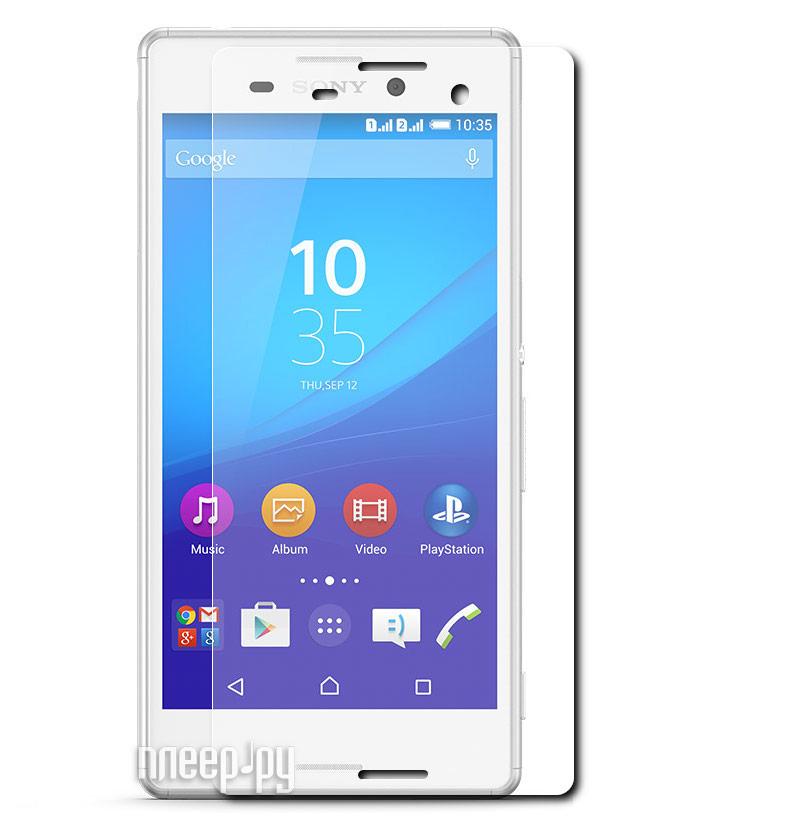 Аксессуар Защитная пленка Sony Xperia M4 Aqua Aksberry прозрачная