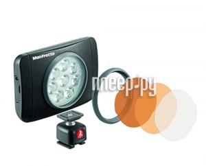 Купить Накамерный свет Manfrotto MLUMIEMU-BK LED Lumie Muse