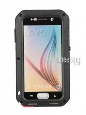 Купить Аксессуар Чехол Samsung G920F Galaxy S6 Lunatik/Love Mei Palmexx Black PX/CH SAM LOVE MEI Blk