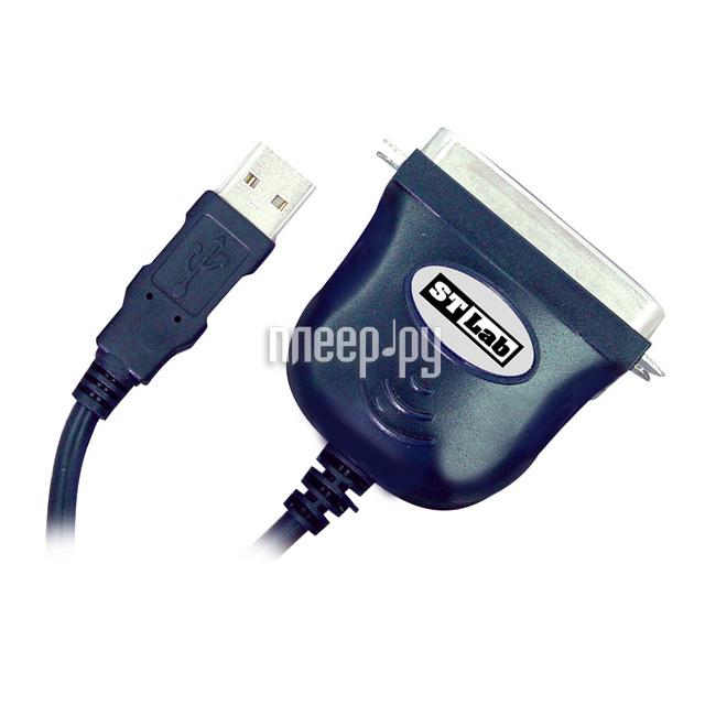 Аксессуар ST-LAB USB to LPT/EPP U-191