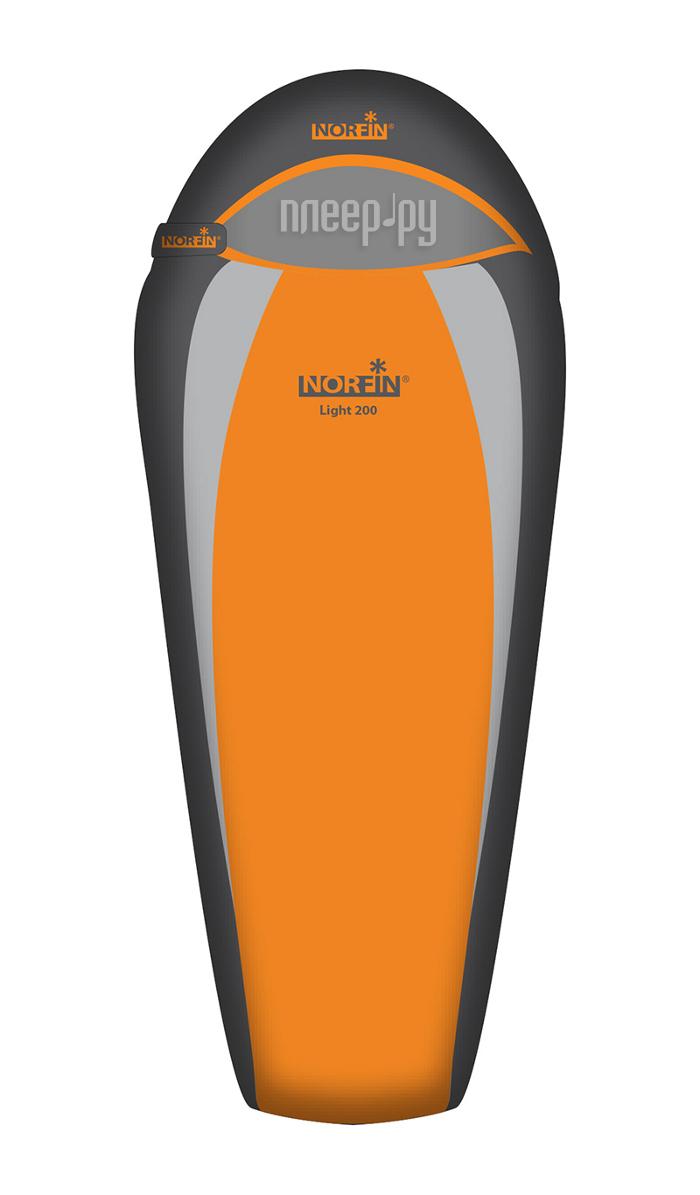 Спальник Norfin Light 200 NS R NS-30104