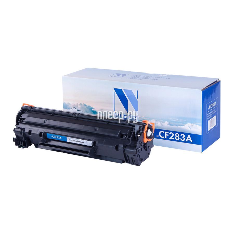 Картридж NV Print CF283A для HP LaserJet MFP M125/M127