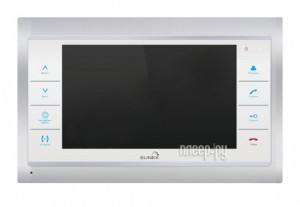 Купить Видеодомофон Slinex SL-10M Silver-White