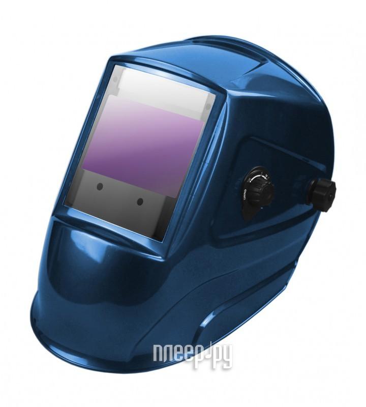 Маска сварщика FoxWeld GEFEST Blue
