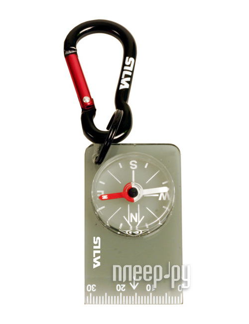 Компас Silva Compass 28 Carabiner 36694