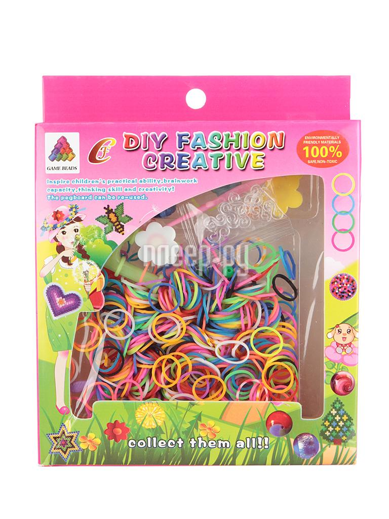 Набор для творчества DIY Резиночки для плетения Картош купить