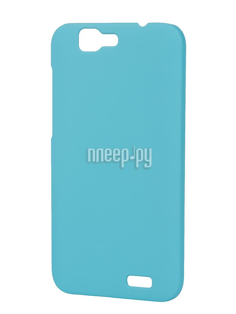 Чехол-накладка Pulsar CLIPCASE PC Soft-Touch для Asus Zenfone Selfie (ZD551KL) красная РСС0149