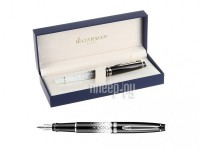 Ручка Waterman Expert Ombres et Lumieres Special Edition Black and White CT 1929640