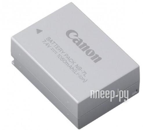 Аккумулятор Canon NB-7L  Pleer.ru  1127.000