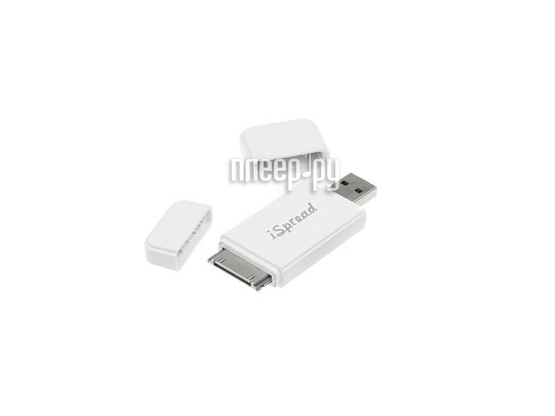 Гаджет iSpread 30-pin IS-8 + microSD 32Gb