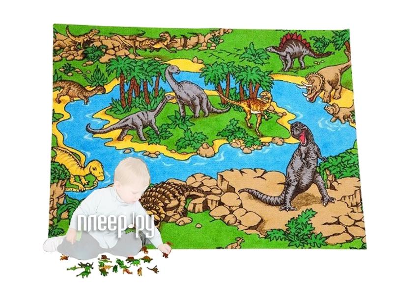Развивающий коврик Paradiso Динозаврия T00130