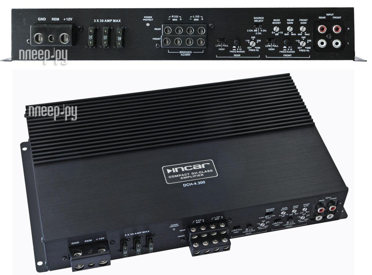 Усилитель Intro DCH-4.300