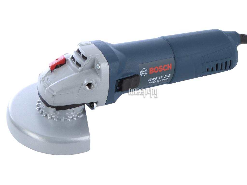 Шлифовальная машина Bosch GWS 11-125 Professional