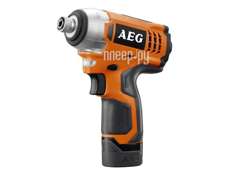 Электроинструмент AEG BSS 12C Li-202C 443965