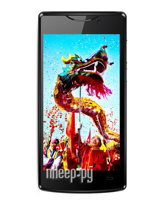 Сотовый телефон Micromax D320 Bolt Black