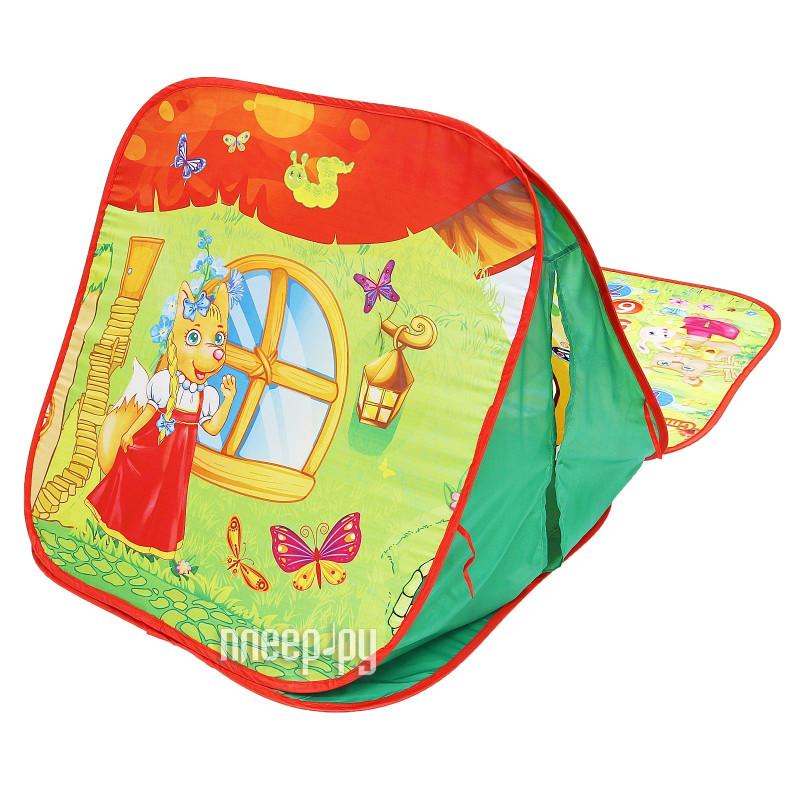 Игрушка для активного отдыха Палатка СИМА-ЛЕНД Терем-теремок 1043844