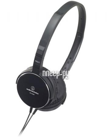 Наушники Audio-Technica ATH-ES55 BK Black  Pleer.ru  2832.000