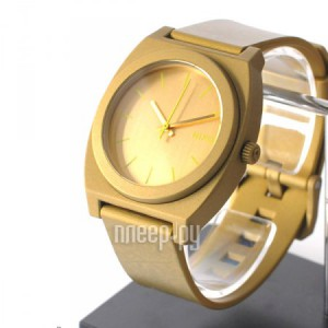 Купить Nixon Time Teller P Metallic Gold Beetlepoint по низкой цене