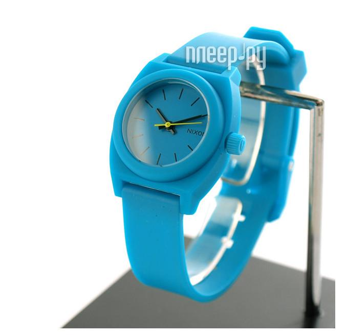 Часы Nixon Small Time Teller P Teal