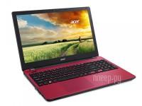 Acer Aspire E5-511G-P78B Red NX.MS0ER.004 (Intel Pentium N3540 2.16 GHz/4096Mb/500Gb/DVD-RW/nVidia GeForce 810M 1024Mb/Wi-Fi/Bluetooth/Cam/15.6/1366x768/Windows 8.1 64-bit)