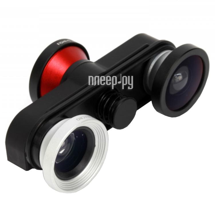 Аксессуар Объектив Merlin Clip-on Lens kit для iPhone 6