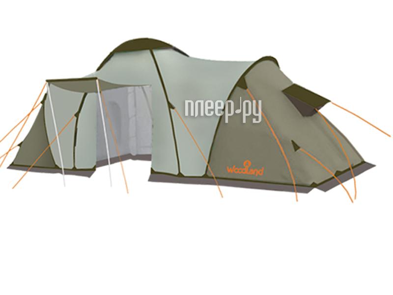 Палатка WoodLand Camp 4 TK-222