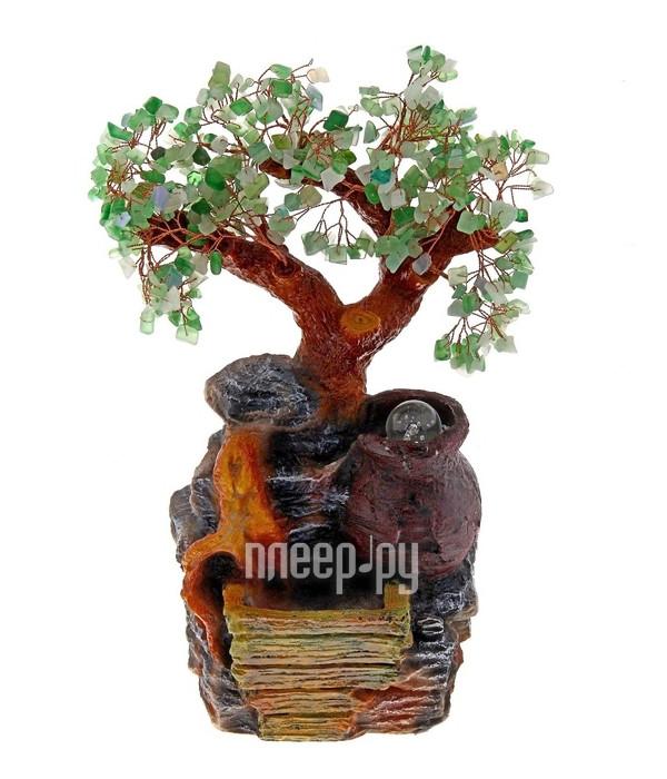 Фонтан СИМА-ЛЕНД Кувшинчик Green 708900