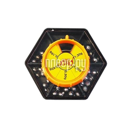 Грузило XTRO 13-7-160 70гр. - набор