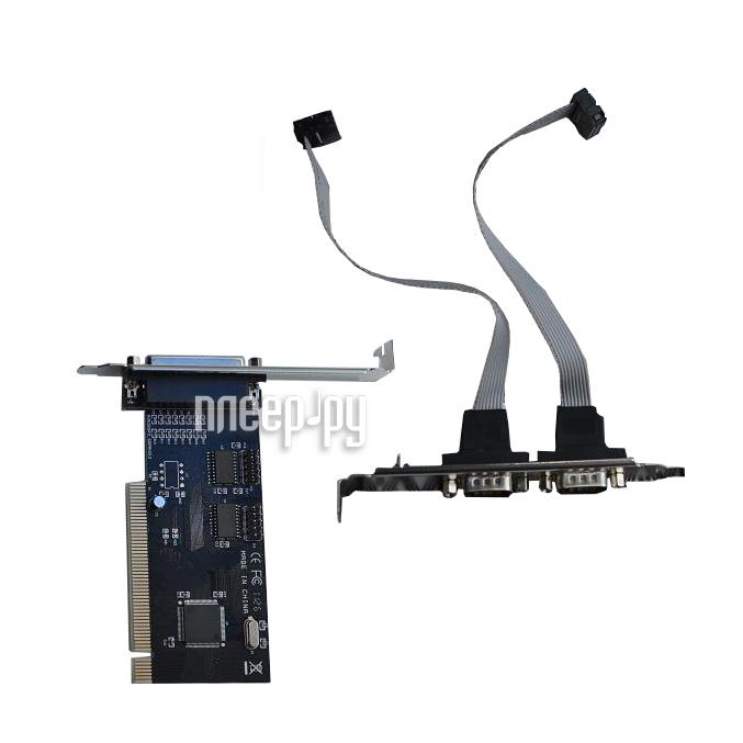 Контроллер ATcom PCI Combo Parallel + Serial-PCI AT7805