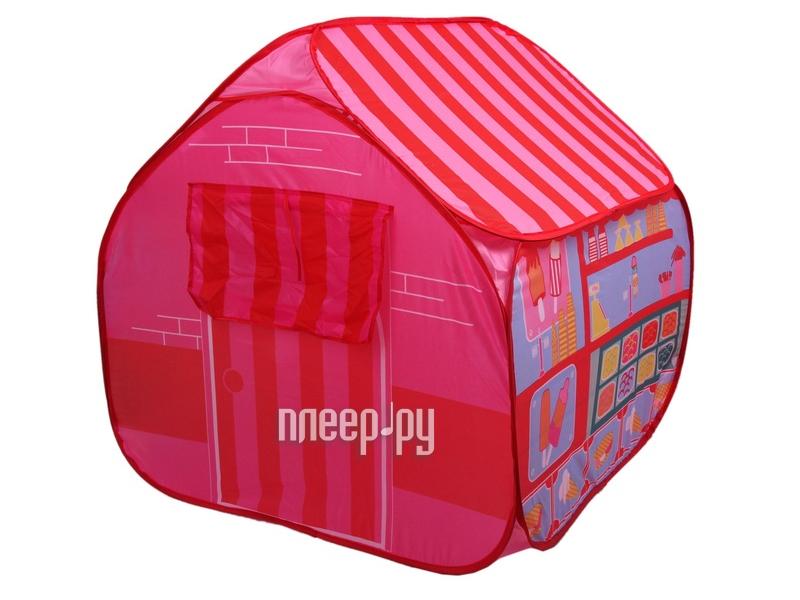 Игрушка для активного отдыха Палатка СИМА-ЛЕНД Магазин мороженого Pink 113786