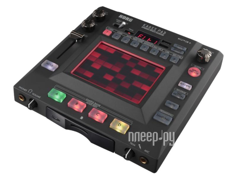 MIDI-контроллер KORG KAOSS PAD KP3+