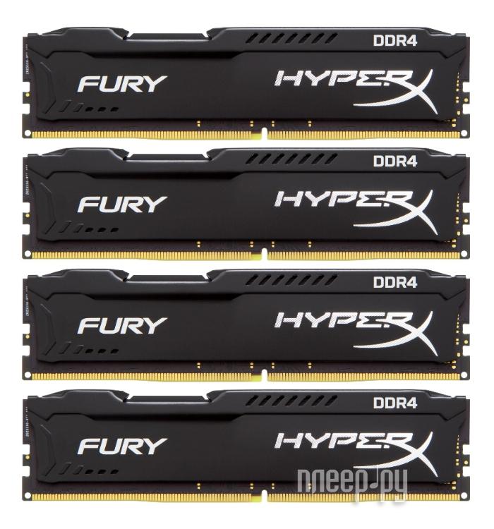 Модуль памяти Kingston HyperX Fury