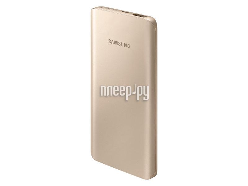 Аккумулятор Samsung 5200mAh+microUSB Gold EB-PA500UFRGRU