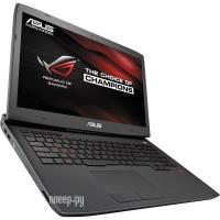 ASUS G751JY-T7275H 90NB06F1-M03740 (Intel Core i7-4720HQ 2.6 GHz/24576Mb/2000Gb + 256Gb SSD/DVD-RW/nVidia GeForce GTX 980M 4096Mb/Wi-Fi/Bluetooth/Cam/17.3/1920x1080/Windows 8.1 64-bit)