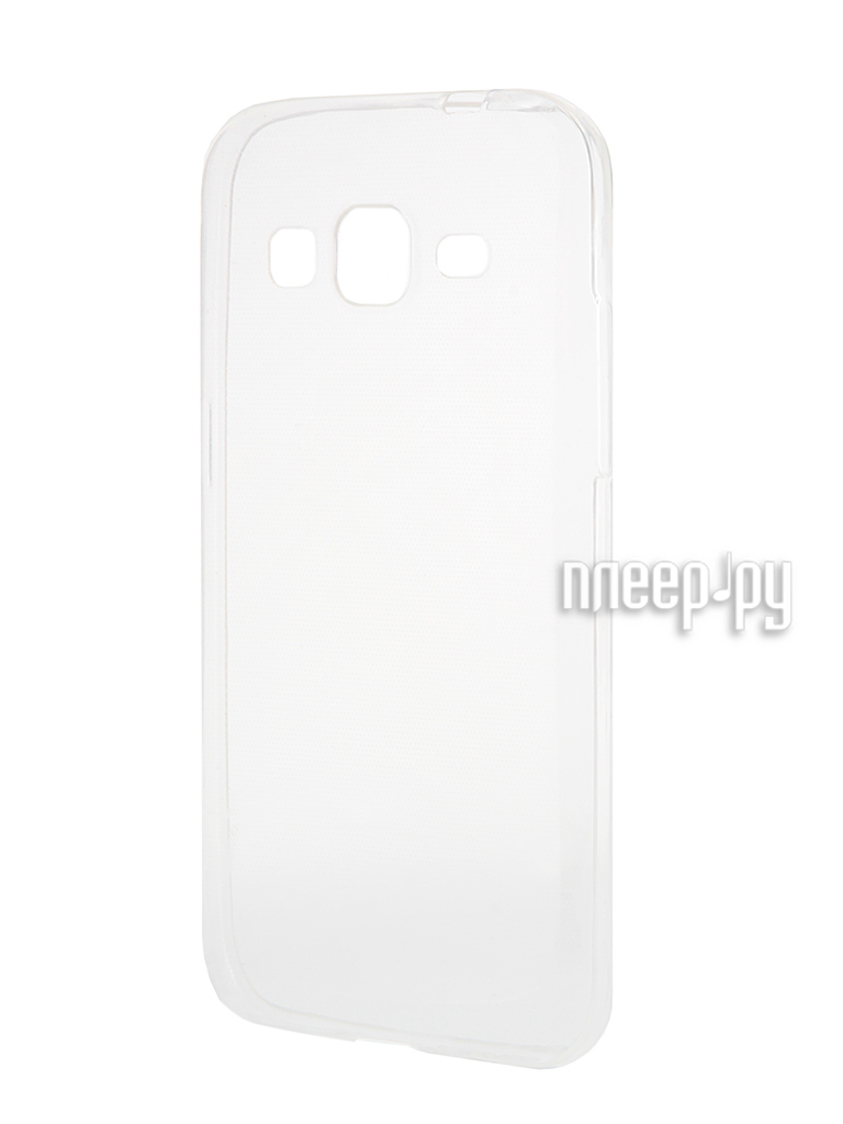 Аксессуар Чехол-накладка Samsung Galaxy Core Prime G360H Gecko Silicone