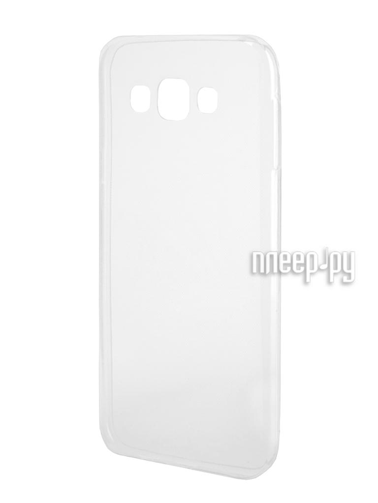 Аксессуар Чехол-накладка Samsung Galaxy E7 E700F Gecko Silicone