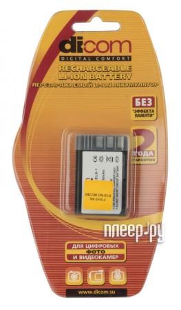 Аккумулятор Dicom DN-EL9  Pleer.ru  247.000