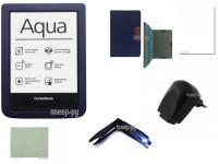 ����������� ����� PocketBook Aqua 640 Dark Blue �������� �����!!!