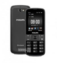 ������� ������� Philips E560 Xenium Black