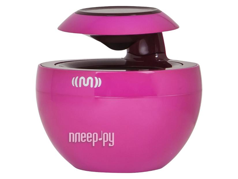 Колонка Monoprice Bluetooth Portable 360 Pink 11426