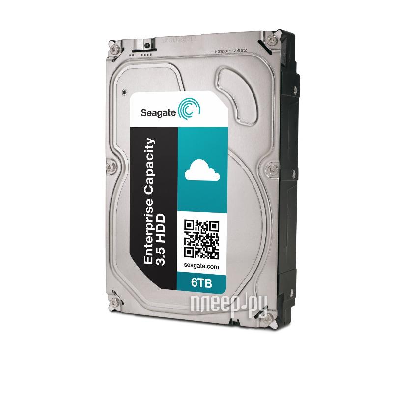 Жесткий диск 6Tb - Seagate Enterprise Capacity 3.5 HDD ST6000NM0024