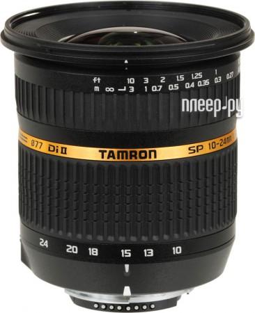 Объектив Tamron SP AF 10-24mm F/3.5-4.5 Di II LD Aspherical [IF] Canon EF-S